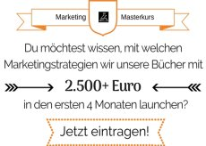 Marketingstrategien - 2.500 Euro Buchlaunch auf Amazon KDP neu