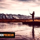 Fische dort, wo niemand anderes fischt
